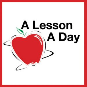 A Lesson A Day